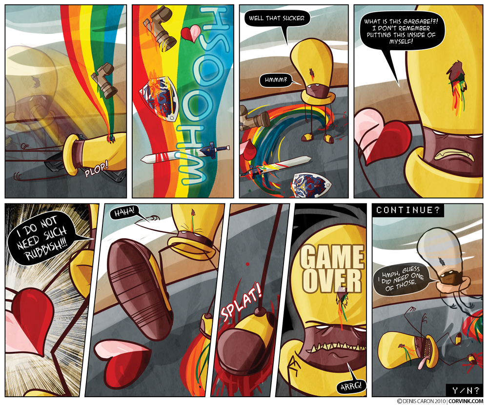 Rainbow Waker